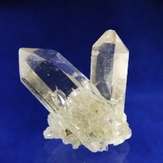 Kristalle suchen und Strahlen