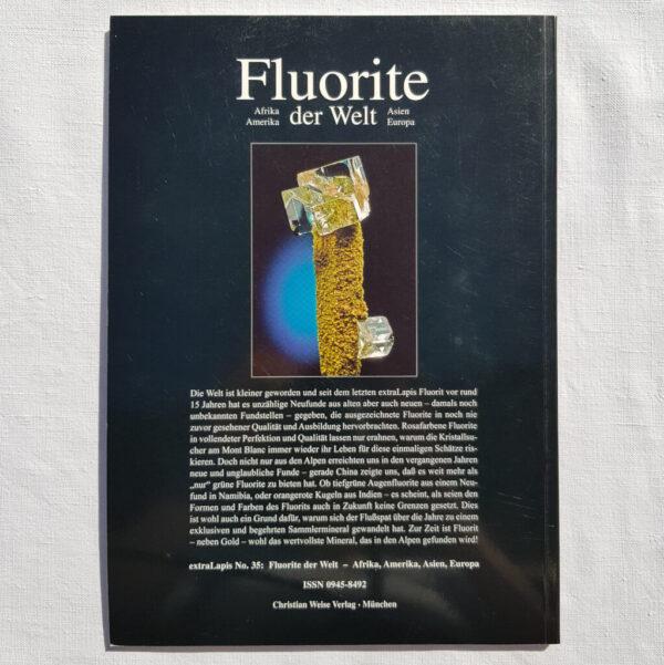 Extra Lapis 35 Fluorite der Welt
