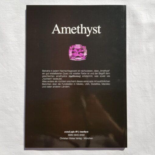 Extra Lapis 49 Amethyst