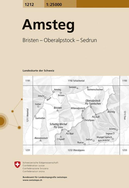 Amsteg - Blatt 1212