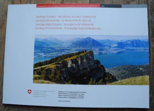 Geologie Schweiz - das Wissen aus dem Untergrund