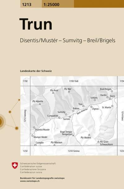 Trun - Blatt 1213