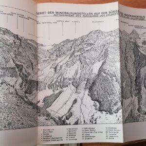 Die Mineralfunde der Schweiz von R.L. Parker 5