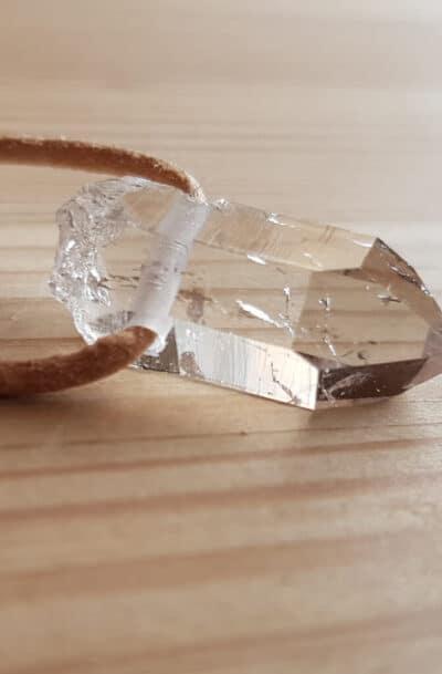 Bergkristall Anhänger 818 2_